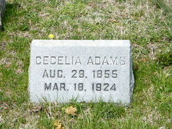 Cecelia <i>Laverty</i> Adams