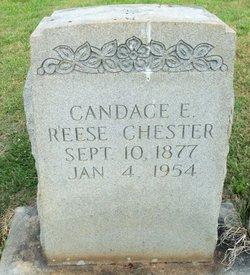 Candace E. <i>Reese</i> Chester