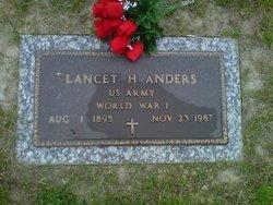 Lancet H Anders