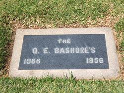 Laura Elzina <i>Mitchell</i> Bashore