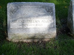Arlene Thelma Allen