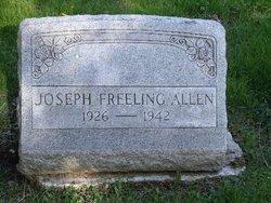 Joseph Freeling Freel Allen