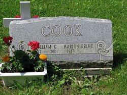 Marion <i>Prime</i> Cook