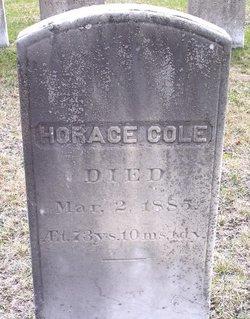 Horace Cole