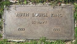 Ruth Louise King