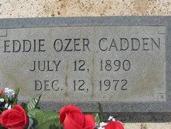 Eddie Ozer Cadden