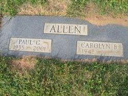 Carolyn B Allen