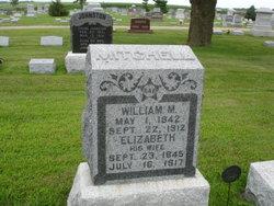 William M Mitchell