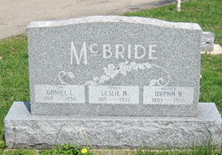 Orpha B. McBride