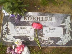 Dormalee Ann <i>Storem</i> Compton-Koehler
