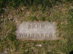 Baby Whitaker