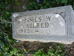 James W Allred