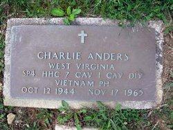Charlie Anders