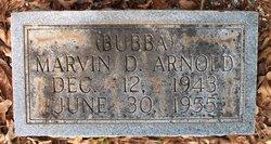 Marvin Douglas Bubba Arnold