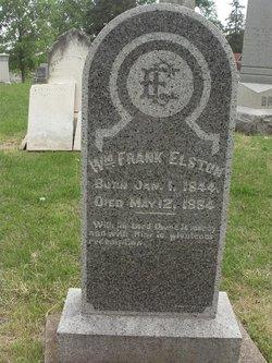 William Frank Elston