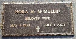 Nora Mae <i>Cowgur</i> McMullin