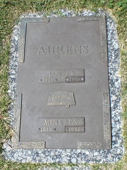 Louis E. Ahrens
