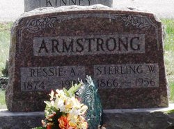 Theressa Alice Ressie <i>Vanderford</i> Armstrong