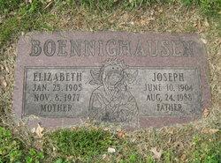 Elizabeth Boennighausen
