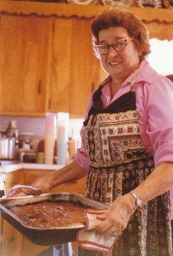 Thelma Alice Shorty <i>Cotner</i> Lee