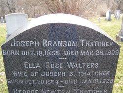 Joseph Branson Thatcher
