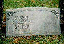 George E. Albert