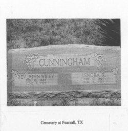 John Wiley Cunningham