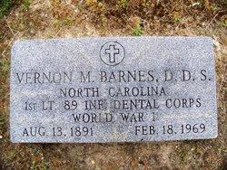 Vernon Meredith Barnes