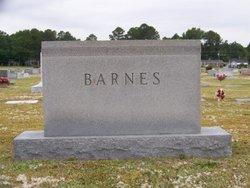 Hazel Evans <i>O'Brien</i> Barnes