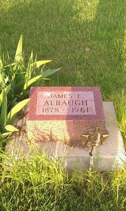 James Edward Albaugh