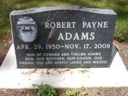 Robert Payne Adams