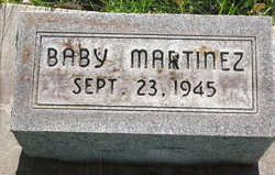 Baby Girl Martinez