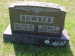 Zelma Pauline <i>Luster</i> Bowker