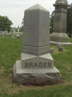 Mary <i>Elston</i> Braden