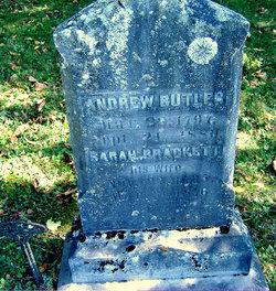 Sarah <i>Brackett</i> Butler