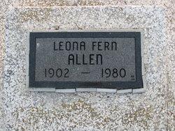 Leona Fern Allen
