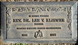 Rev Lee V. Kliewer