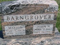 Marion Barngrover