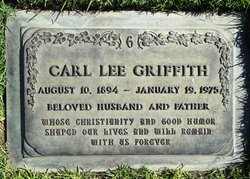 Carl Lee Griffith