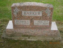 William E Barker