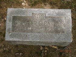 Chester C Barnes