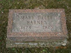 Mary Delle Barnes
