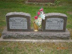 Harold L Barringer