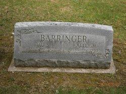 Lora <i>McDaniel</i> Barringer