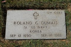 Roland George Dumais