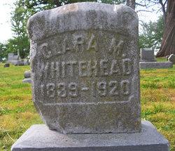 Clara Maria <i>O'Melia</i> Whitehead