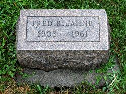 Fred R Jahne