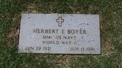 Herbert Ernest Boyer