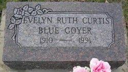 Evelyn Ruth <i>Curtis</i> Blue Goyer