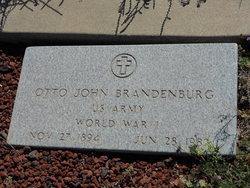 Otto John Brandenburg